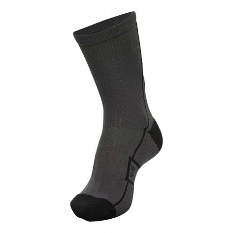 Hummel Sportsocken Court Indoor Sock Low 202042 Asphalt Größe 36 40,41 45