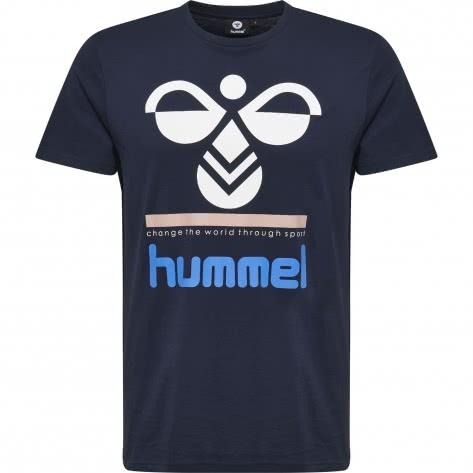 Hummel Herren T-Shirt WINSTON T-SHIRT S/S 203420
