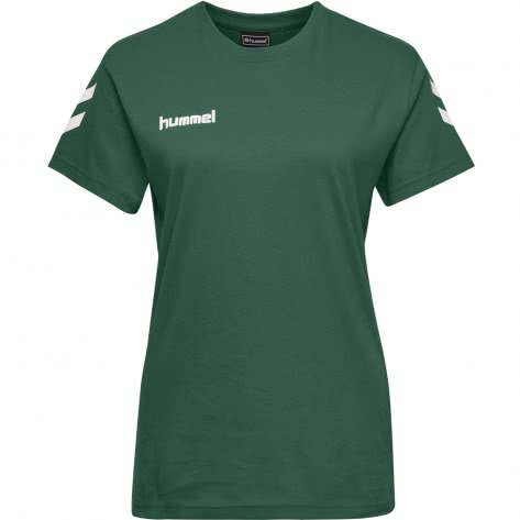 Hummel Damen T-Shirt Go Cotton T-Shirt Woman S/S 203440
