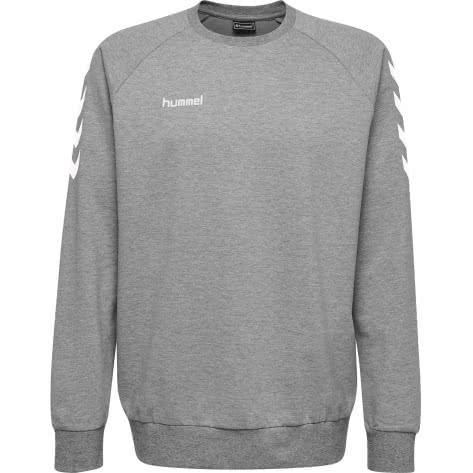 Hummel Herren Pullover Go Cotton Sweatshirt 203505