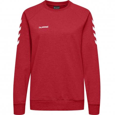 Hummel Damen Pullover Go Cotton Sweatshirt Woman 203507