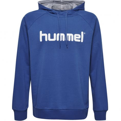 Hummel Kinder Kapuzenpullover Go Kids Cotton Logo Hoodie 203512