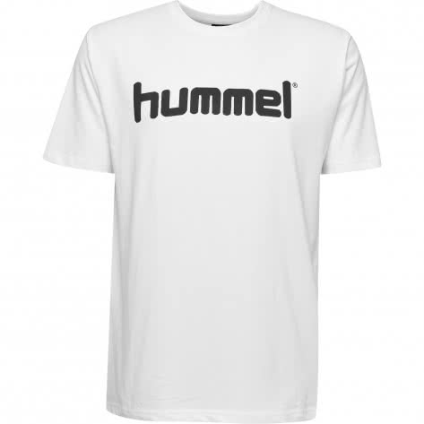 Hummel Kinder T-Shirt Go Kids Cotton Logo T-Shirt S/S 203514