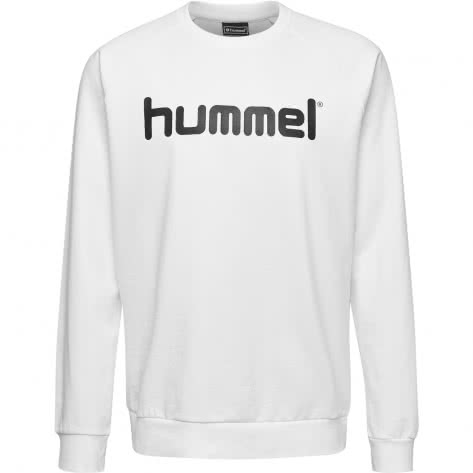 Hummel Kinder Pullover Go Kids Cotton Logo Sweatshirt 203516