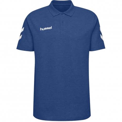Hummel Herren Poloshirt Go Cotton Polo 203520