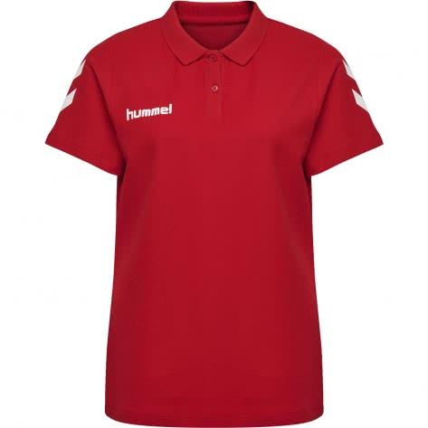 Hummel Damen Poloshirt Go Cotton Polo Woman 203522