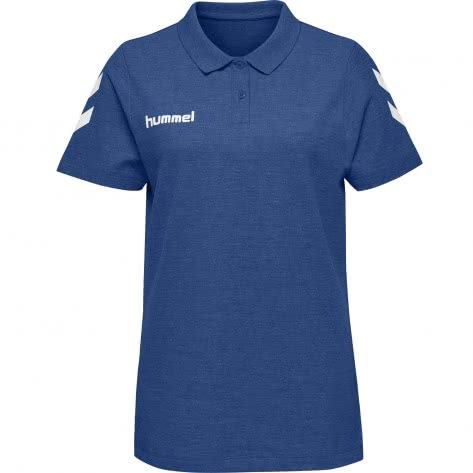 Hummel Damen Poloshirt Go Cotton Polo Woman 203522