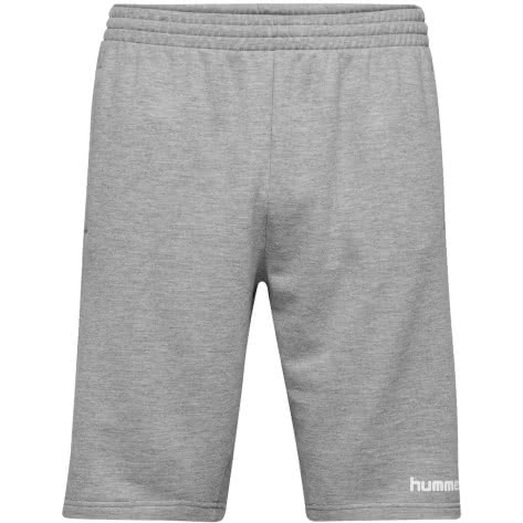 Hummel Herren Short Go Cotton Bermuda Shorts 203533
