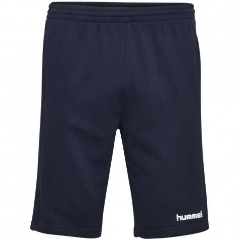 Hummel Herren Short Go Cotton Bermuda Shorts 203533