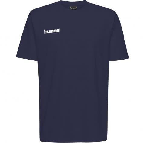 Hummel Herren T-Shirt Go Cotton T-Shirt S/S 203566