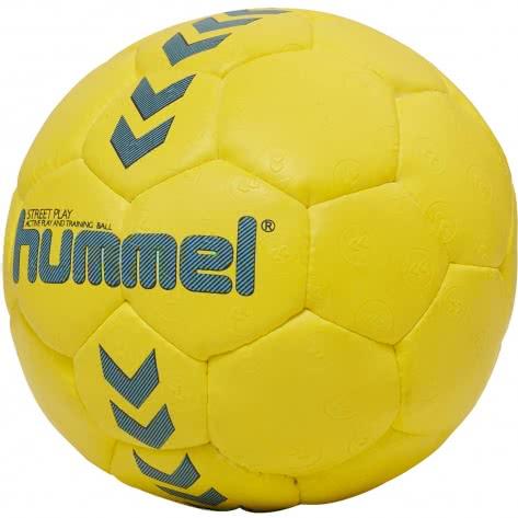 Hummel Handball Street Play 203607-6000 0.0 Safety Yellow/Blue Night | 0.0