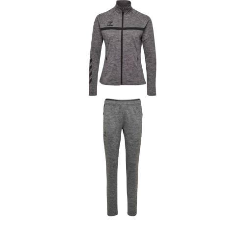 Hummel Damen Trainingsanzug Jasmine Zip 203025+203026