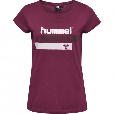 Hummel Damen T-Shirt JADE T-SHIRT S/S 203051