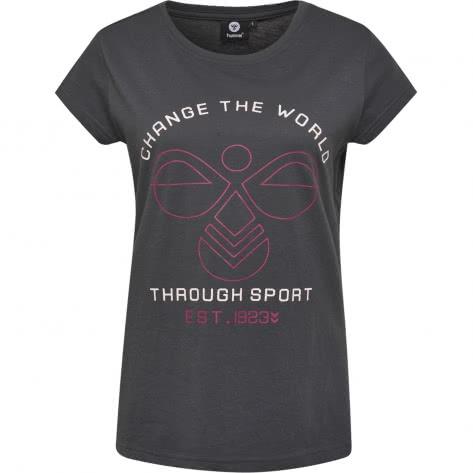 Hummel Damen T-Shirt AUBREE T-SHIRT S/S 203052