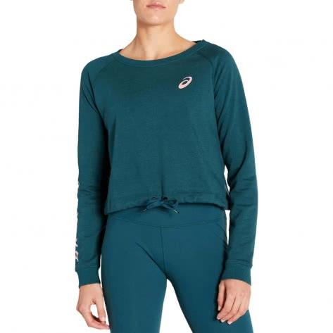 Asics Damen Langarm Shirt KATAKANA LS CROP TOP 2032B759