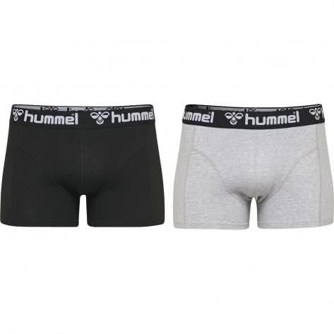 Hummel Herren Boxershorts MARS 2PACK BOXERS 203433
