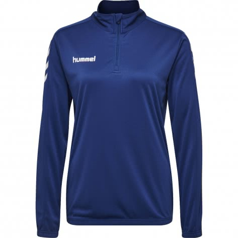 Hummel Damen Pullover Core Half Zip Sweat Woman 203439