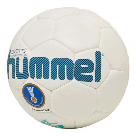 Hummel Handball Concept Pro 203785-9272 3 White/Turquoise | 3