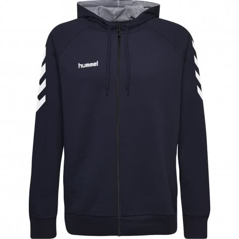 Hummel Kinder Sweatjacke Go Kids Cotton Zip Hoodie 204231