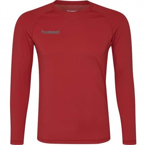 Hummel Kinder Funktionsshirt First Performance Jersey L/s 204503