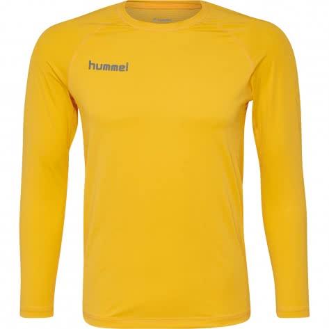 Hummel Herren Funktionsshirt First Performance Jersey L/s 204502