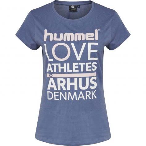 Hummel Damen T-Shirt MARY T-SHIRT S/S 204573