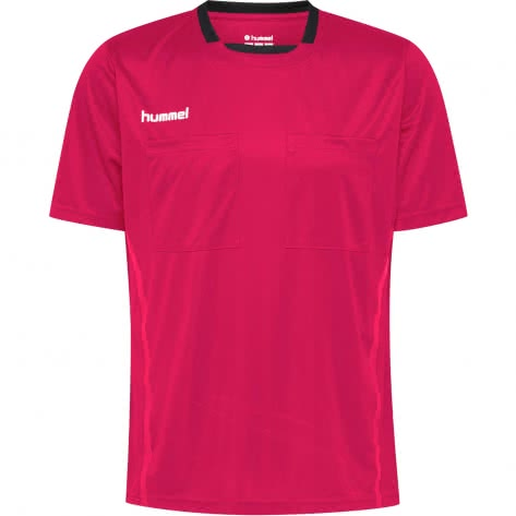 Hummel Herren Schiedstrichtertrikot Referee Jersey s/s 204960