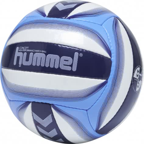 Hummel Volleyball Concept VB 205073-9045 5 White/Argentina Blue | 5
