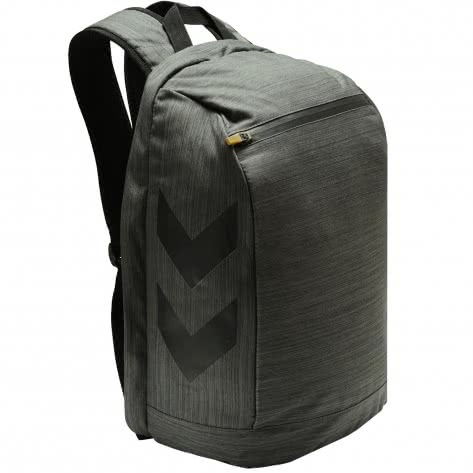 Hummel Rucksack Urban Sports Back Pack 207148-1502 Black Melange | One Size