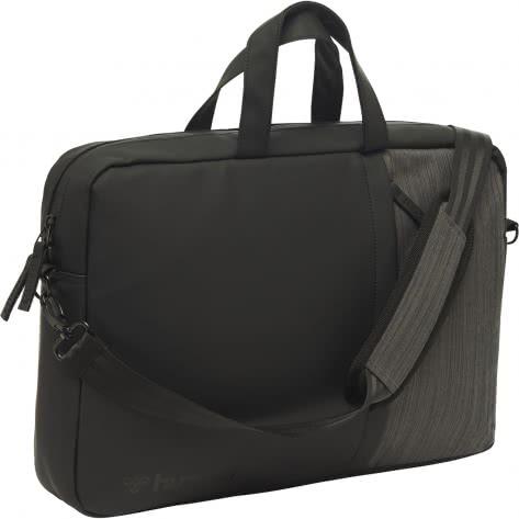 Hummel Tasche Lifestyle Laptop Shoulder Bag 207156-2001 Black | One Size