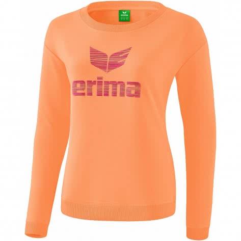erima Damen Pullover Essential Sweatshirt