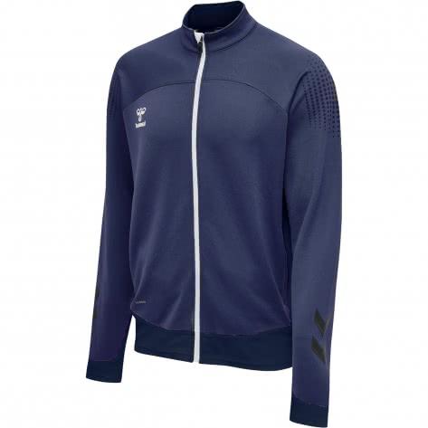 Hummel Herren Trainingsjacke Lead Poly Zip Jacket 207399
