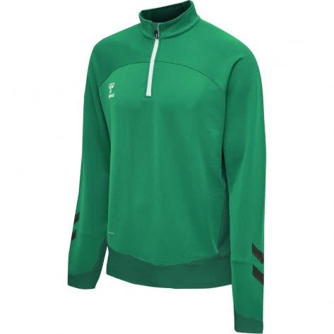 Hummel Herren Sweatshirt Lead Half Zip 207403