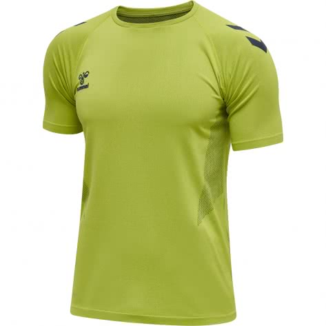 Hummel Herren Trainingsshirt Lead Pro Seamless 207419