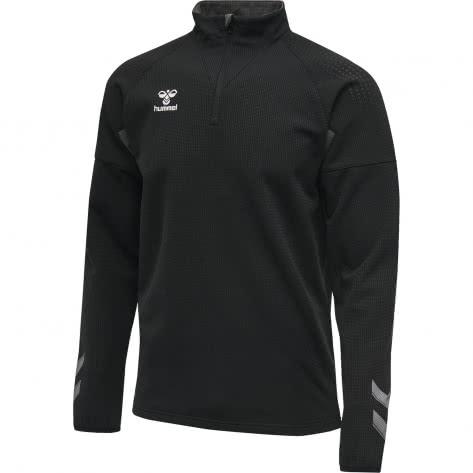 Hummel Herren Sweatshirt Lead Pro Half Zip 207421
