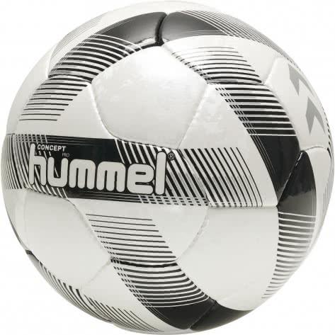 Hummel Fußball Concept Pro FB 207514-9021 5 White/Black/Silver   5