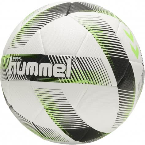 Hummel Fußball Storm 2.0 FB 207519-9274 5 White/Black/Green | 5