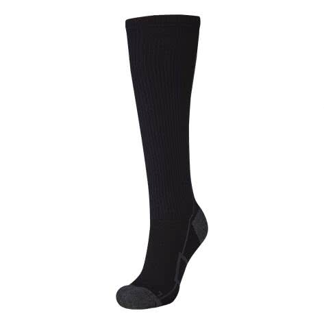 Hummel Sportsocken Tech Indoor Sock High 21075-1078 32-35 Black/Dark Slate | 32-35
