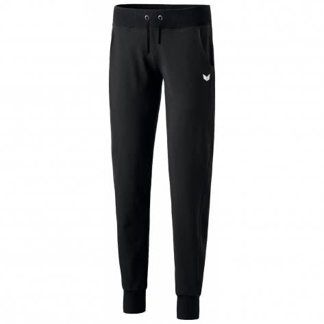 erima Damen Trainingshose Sweatpants with Cuff