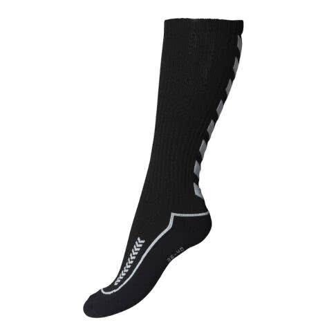 Hummel Advanced Long Indoor Sock 21059 Schwarz Größe: 32-35