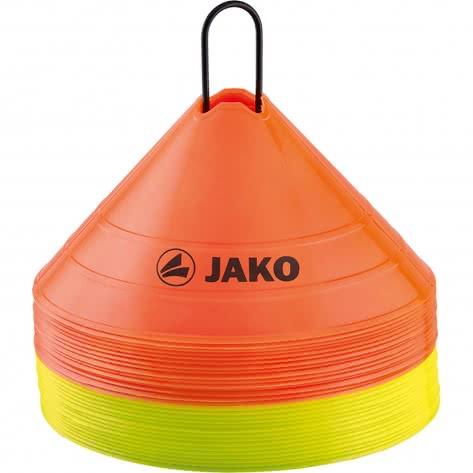 Jako Markierungshütchen 2151-01 0 orange/gelb | One size