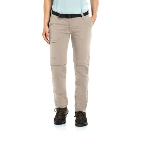 Maier Sports Damen Hose Inara Slim Zip 233026