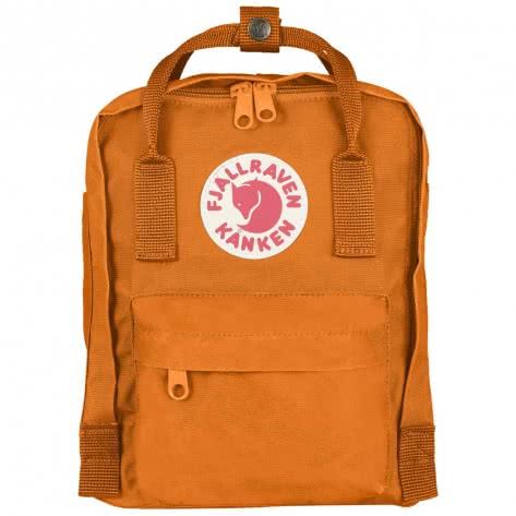 Fjällräven Rucksack Kanken Mini 23561-212 Burnt Orange | One size