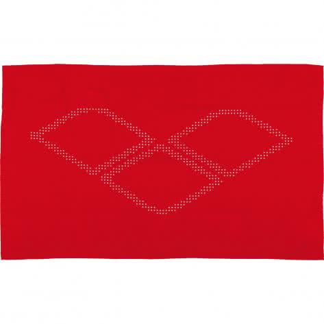 Arena Mikrofaserhandtuch groß Halo 2A483-51 RED-WHITE | One size