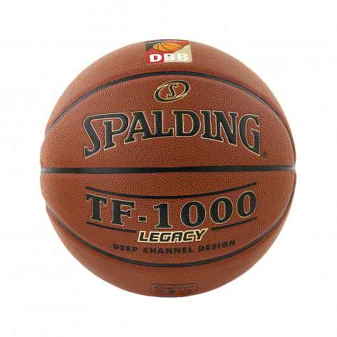 Spalding Basketball TF 1000 Legacy DBB FIBA Orange Größe: 7