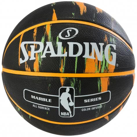 Spalding Basketball NBA Marble MC Out 3001550100017 7 schwarz | 7