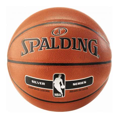 Spalding Basketball NBA Silver In/Out 3001595020017 7 Orange | 7