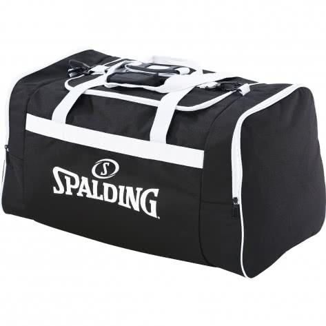 Spalding Sportasche Team Bag Large 300453701 L schwarz/weiß | L