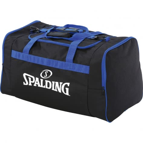 Spalding Sportasche Team Bag Large 300453702 L schwarz/royal | L