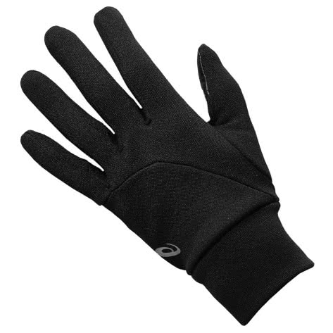 Asics Unisex Handschuhe Thermal Gloves 3033A238-001 Performance Black   One size